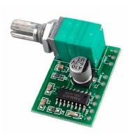 Аудио усилитель PAM8403-P 2x3W