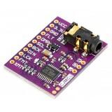 PCM5102A - I2S ЦАП стерео