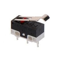 Микропереключатель 1A/125VAC (с рычагом)