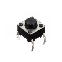 Кнопка тактовая 6x6x5 мм.